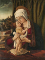 The Madonna and Child 2 - (after) Giovanni Bellini