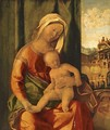 The Madonna and Child - (after) Giovanni Bellini