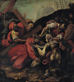 The Road to Calvary - (after) Francesco Vanni