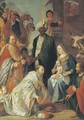 The Adoration of the Magi - (after) Gaspar De Crayer
