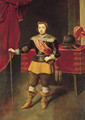 Portrait of the Infante Baltasar Carlos, son of Philip IV and Isabella of Bourbon - (after) Diego Rodriguez De Silva Y Velazquez