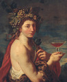 Bacchus - (after) Charles-Joseph Natoire