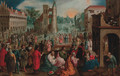 The Adoration of the Magi - (after) Cornelis De Baellieur I