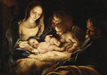 The Nativity - (after) Antonio Balestra