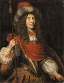 Portrait of a Nobleman - (after) Charles Beaubrun