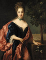 Portrait of a Lady - (after) Alexis-Simon Belle