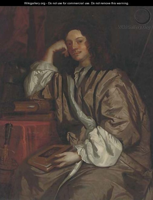 Portrait of Thomas, 1st Lord Clifford - (after) Sir Peter Lely