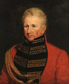 Portrait of an Officer - (after) Sir William Beechy
