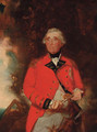 Portrait of George III - (after) Sir William Beechey