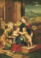 The Holy Family - (after) Raphael (Raffaello Sanzio of Urbino)