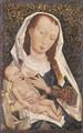 The Virgin and Child - (after) Rogier Van Der Weyden