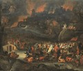 Purgatory - (after) Pieter Huys