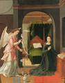 The Annunciation - (after) Pieter Coecke Van Aelst