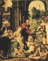 The Adoration of the Magi 2 - (after) Pieter Coecke Van Aelst