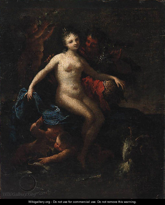 The Triumph of Ceres - (after) Michele Da Parma (see Rocca)