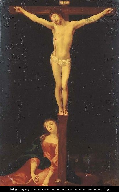 The Crucifixion - (after) Nicolaes Moeyaert