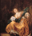 Lucretia - (after) Nicolaes Knupfer