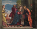 The Visitation - (after) Paolo Veronese (Caliari)