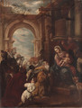 The Adoration of the Magi - (after) Paolo Veronese (Caliari)