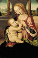 The Madonna and Child - (after) Lorenzo Di Credi