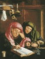 Two tax gatherers 2 - (after) Marinus Van Reymerswaele