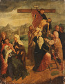 The Descent from the Cross - (after) Marcellus Coffermans