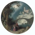 The Rest on the Flight into Egypt - (after) Marten Ryckaert