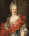 Portrait of a Lady, said to be Madame L.A. de Crozat, Marchale de Broglie - (after) Jean Ranc