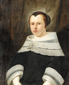 Portrait of a lady - (after) Anthony Van Ravesteyn