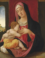 The Madonna and Child - Bartolomeo Vivarini