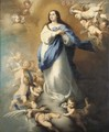 The Immaculate Conception - Bartolome Esteban Murillo