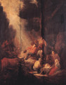 The Adoration of the Shepherds 2 - Benjamin Gerritsz. Cuyp