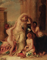 The Toilet of Venus - (after) William Etty