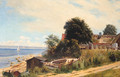 The house by the sea - August Haerning