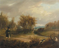 Pheasant shooting - (after) Samuel John Egbert Jones