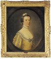 Portrait of a lady - (after) Sir George Chalmers