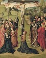The Crucifixion - (after) The Master Of The Tiburtine