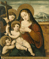 The Virgin and Child - (after) Vicente Juan (Juan De Juanes) Macip