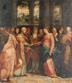 The Marriage of the Virgin - (after) Pellegrino Tibaldi