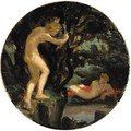 Echo and Narcissus - (after) Paul Milliet