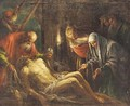 The Lamentation - (after) Leandro Bassano
