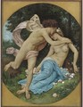 Flora and Zepherus - (after) Charles-Gabriel Gleyre