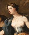 A Warrior Queen - (after) Luca Giordano