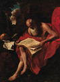 Saint Jerome - (after) Hendrick Van Somer