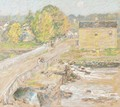 Cos Cob - Childe Hassam