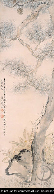 Untitled - Chen Hongshou