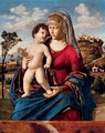The Madonna and Child in a landscape - Giovanni Battista Cima da Conegliano