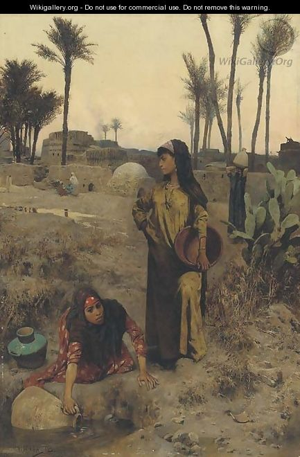 The water carriers - Charles Wilda
