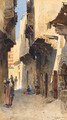 An Arab Backstreet - Charles Wilda