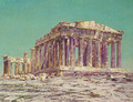 The Parthenon - Charles Gifford Dyer
